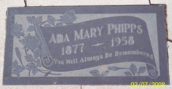 Mary Ada Windham-Anderson