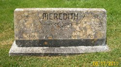 John W Meredith