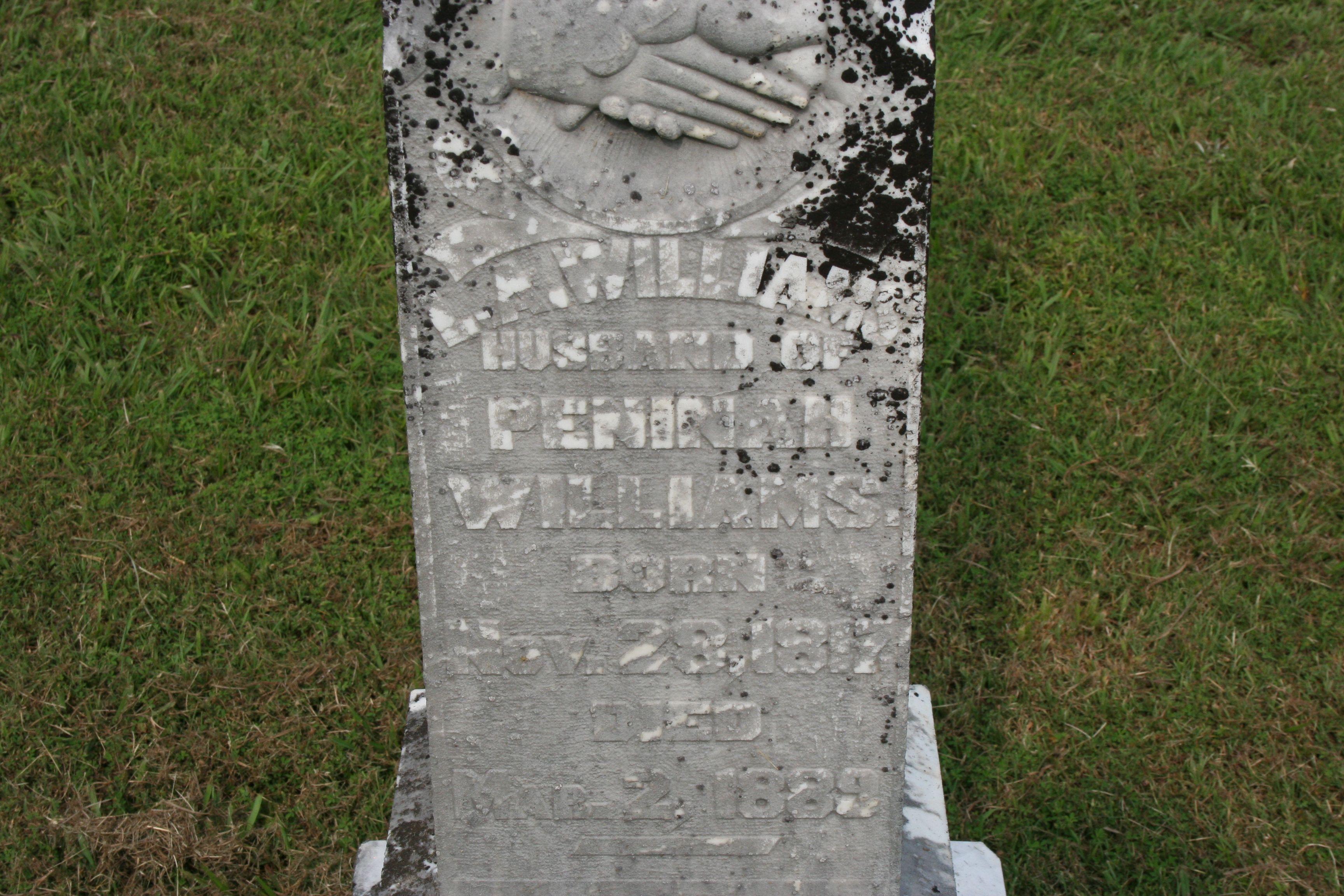Lewis A Williams