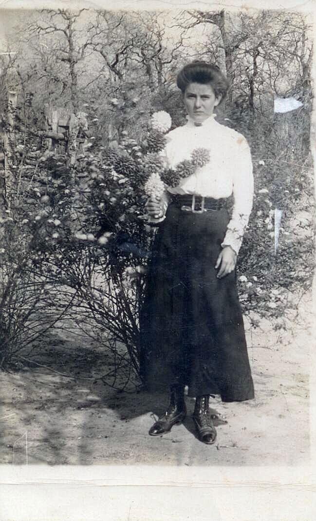 Minnie Ida Henrietta Hahn