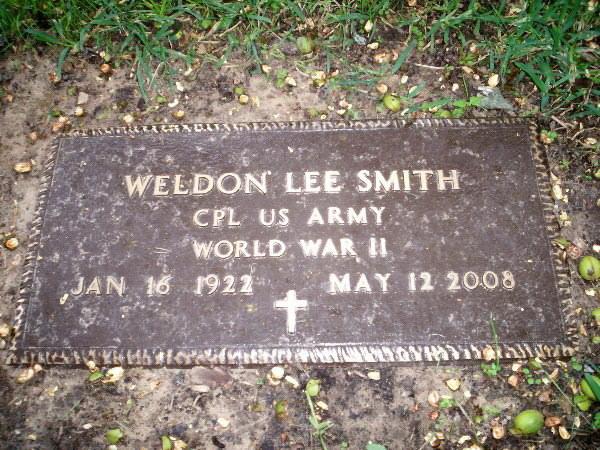 Weldon Lee Smith