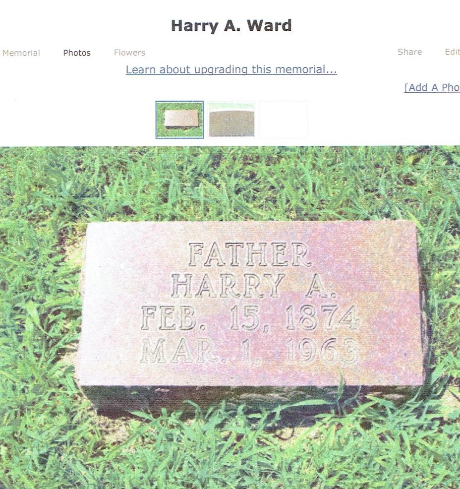 Harry Albert Ward