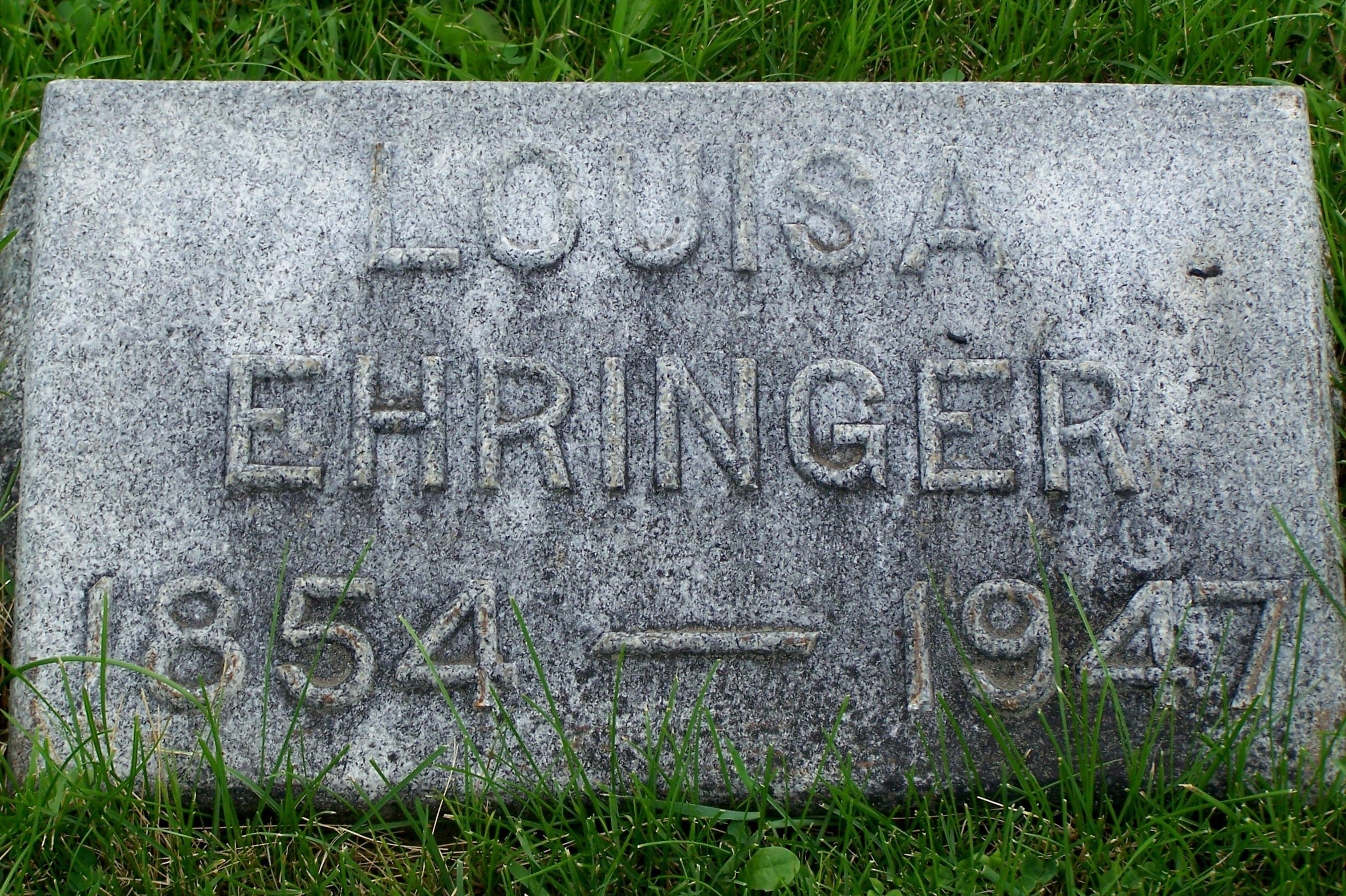 Louisa Eichhorn