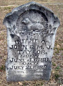 Infant Girl Taylor