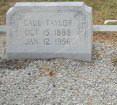 Alfred Colquitt 'Caul' Taylor