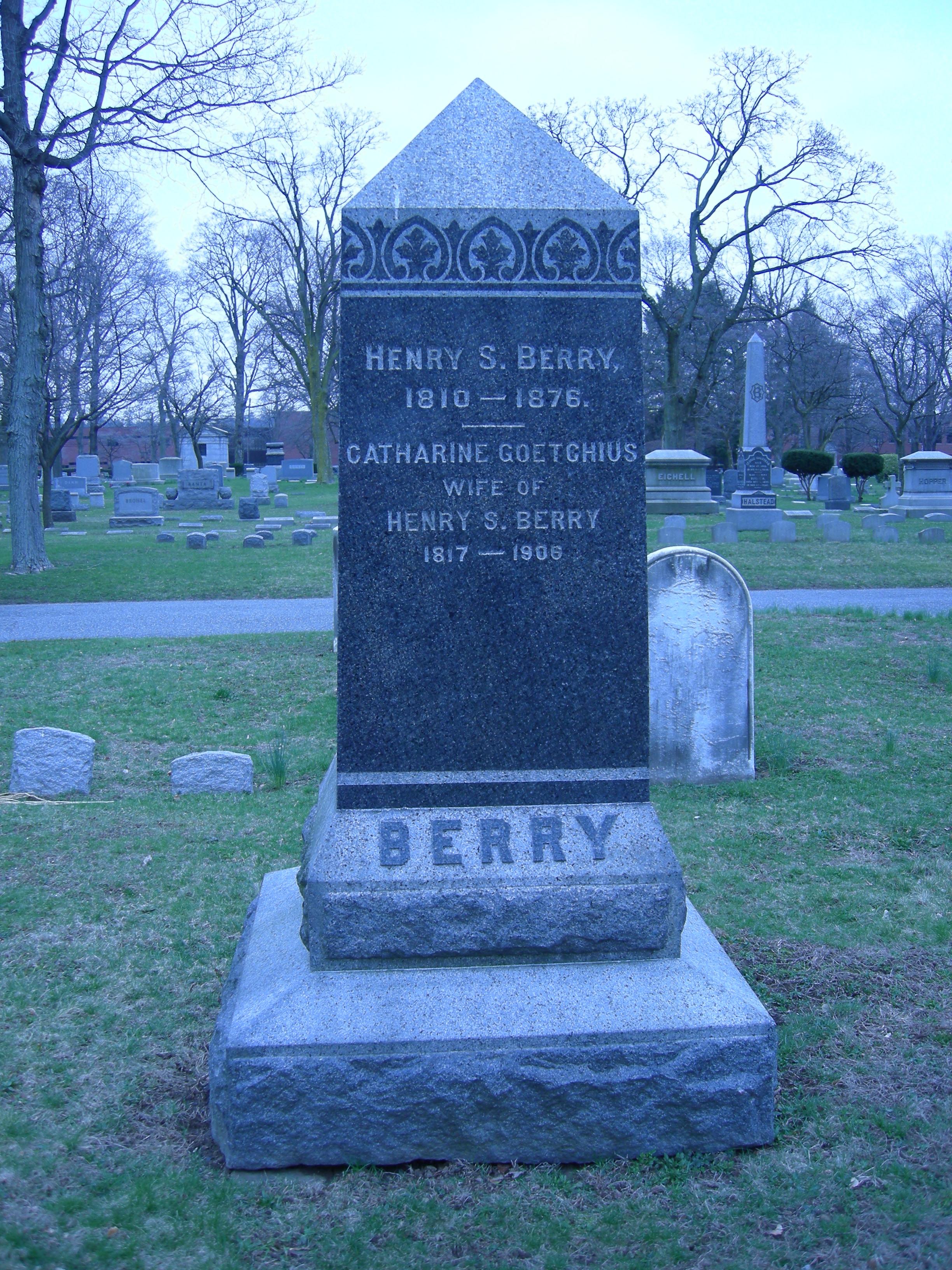 Henry S. Berry