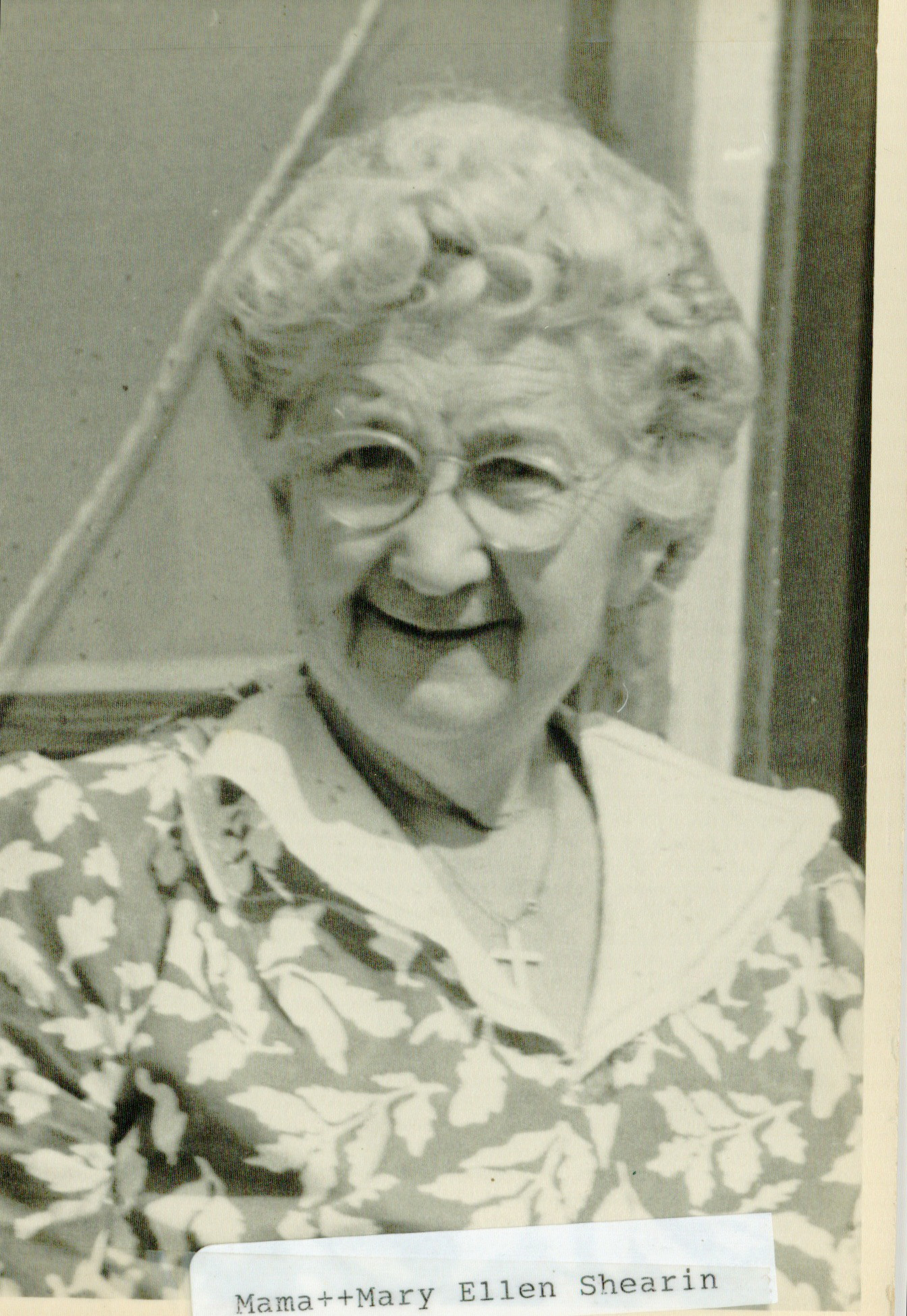 Mary Ella Shearin