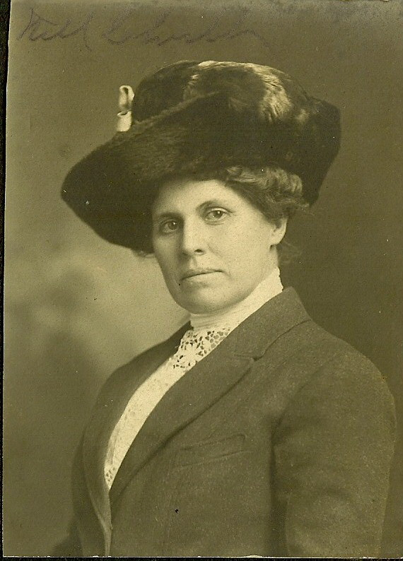 "Helen Ellen ""Nell"" Beatrice Oliver"
