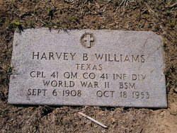 Harvey Burnell Williams
