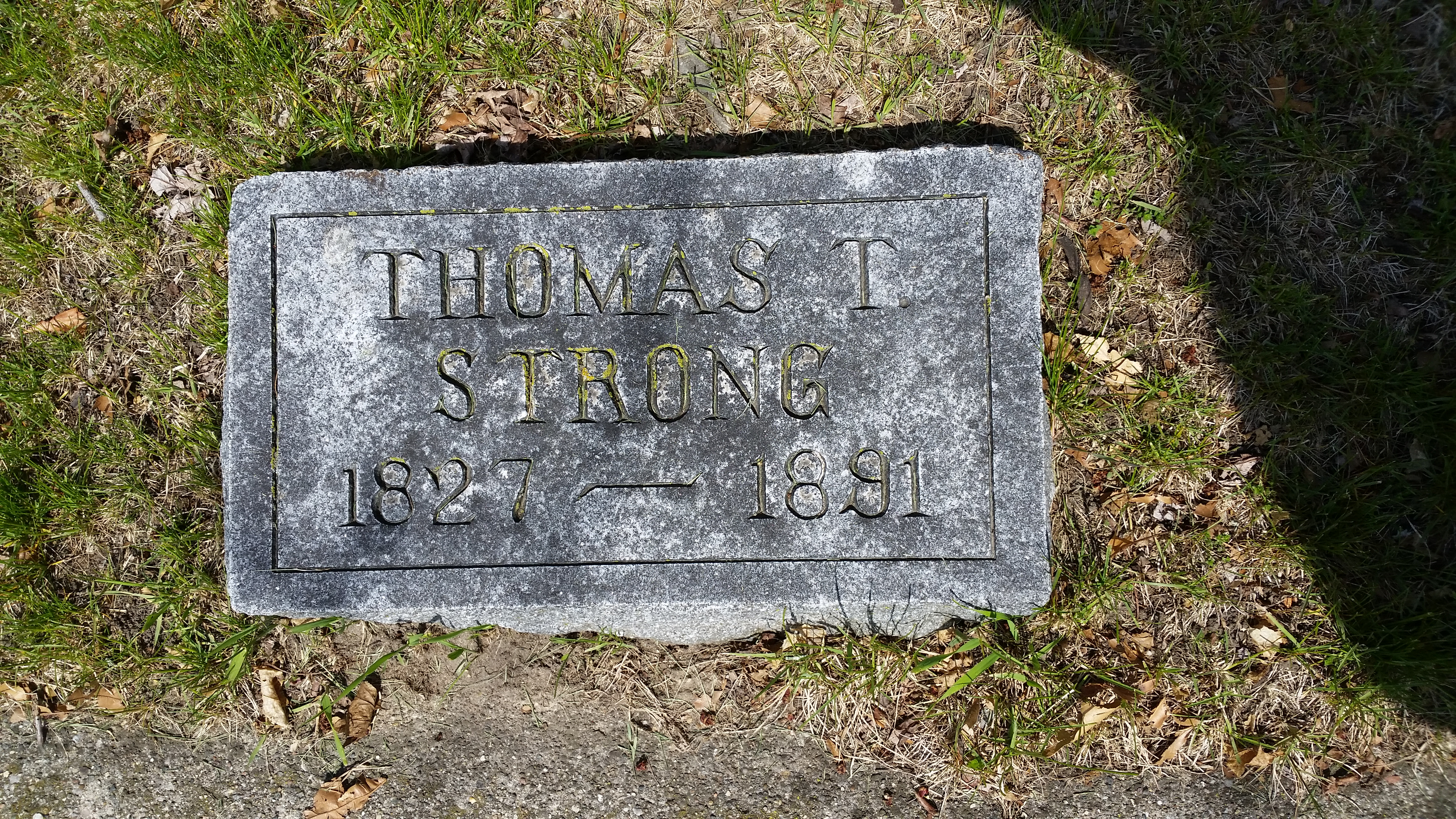 Thomas Tufts Strong