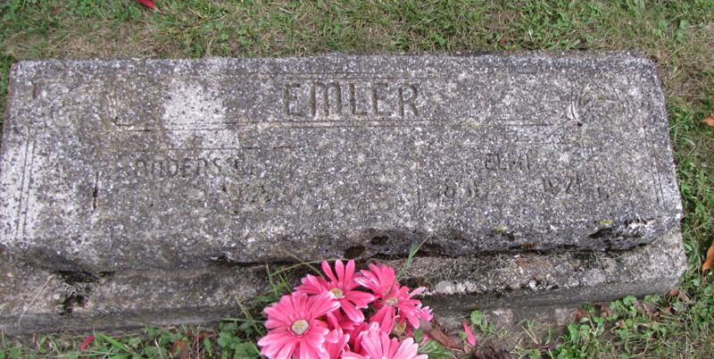 """Anderson Calvin """" A.C."""" Emler"""