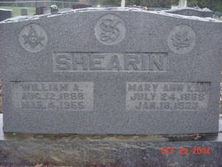 William Arthur Shearin
