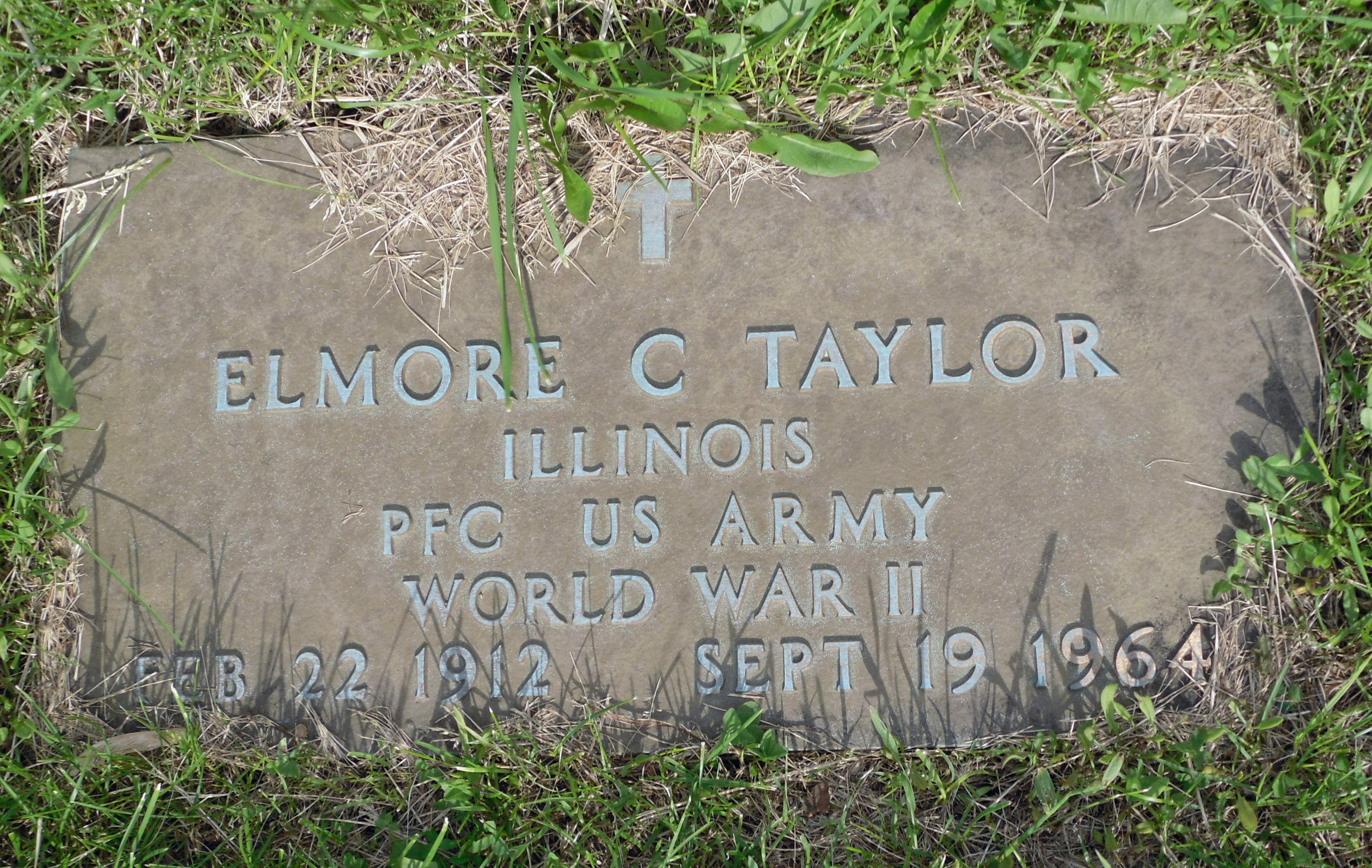 Elmore C. Taylor