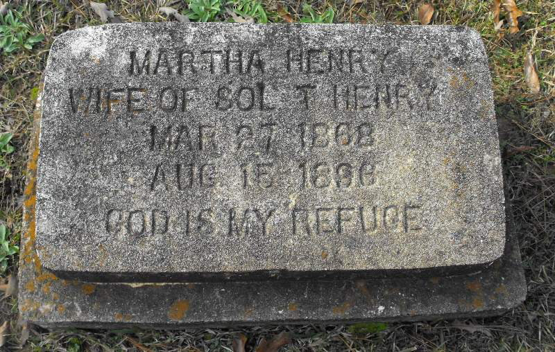 "Martha ""Mattie"" A. Wiggins ( Taylor)"