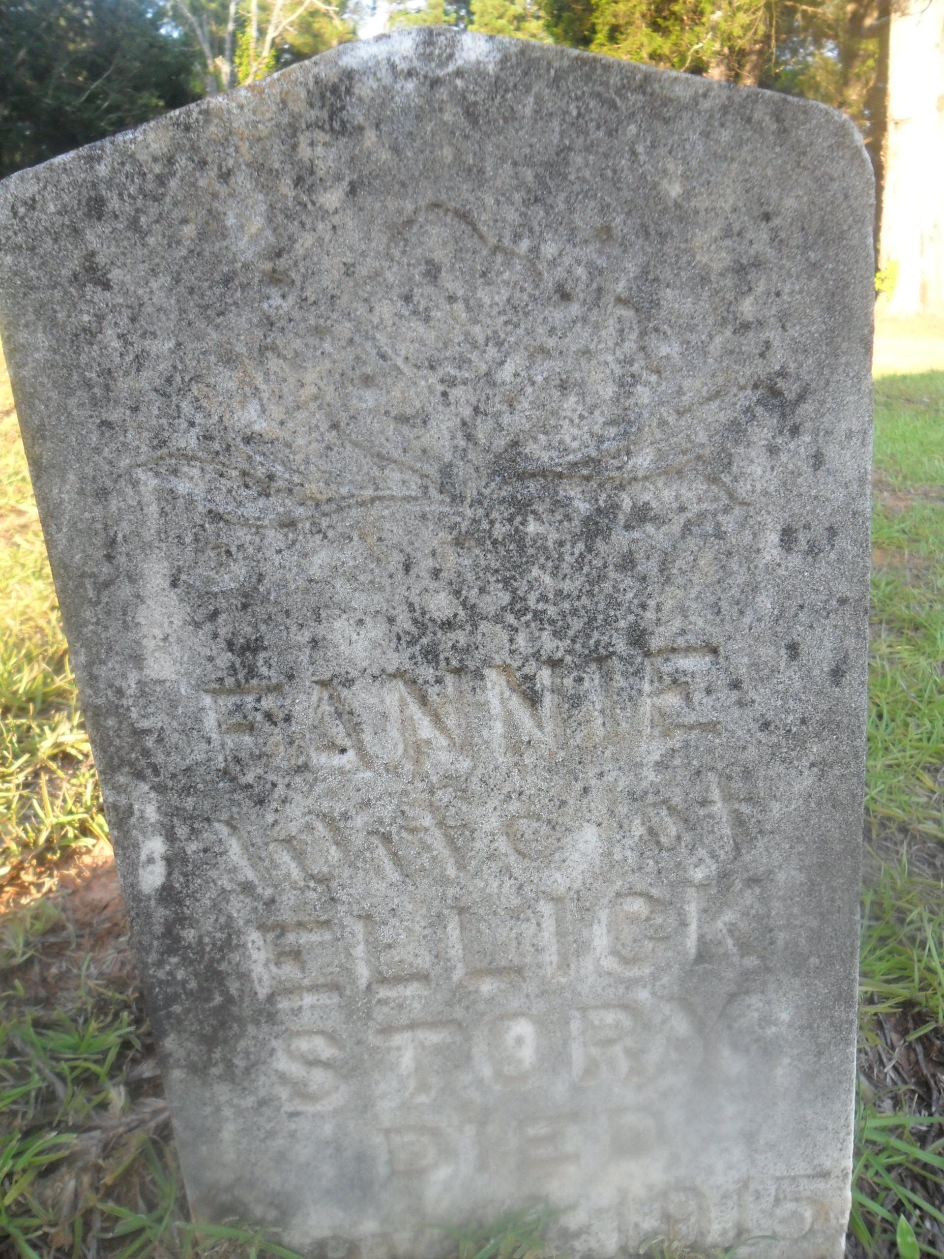 Fannie A. Johnson