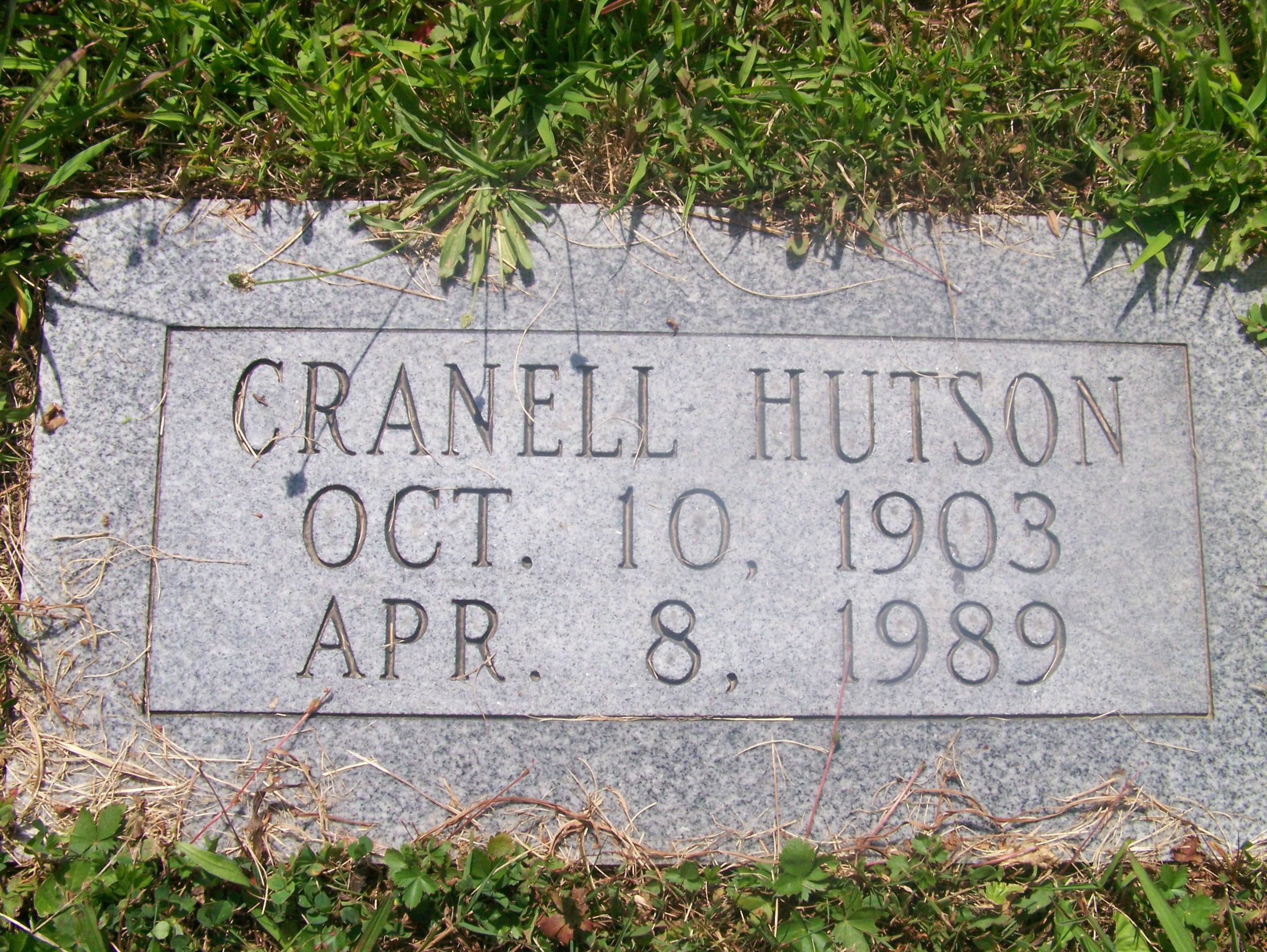Cranell C. Hutson