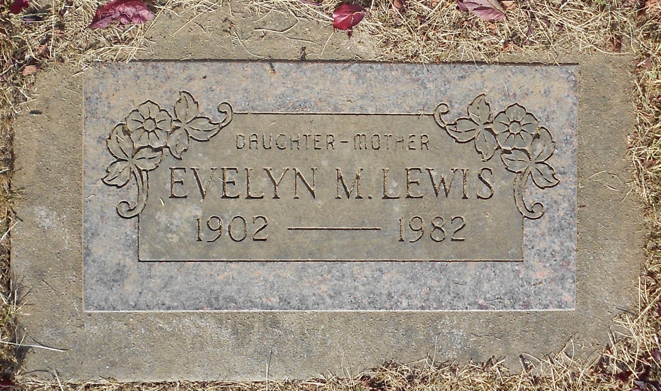 Evelyn Mabel Van Horn