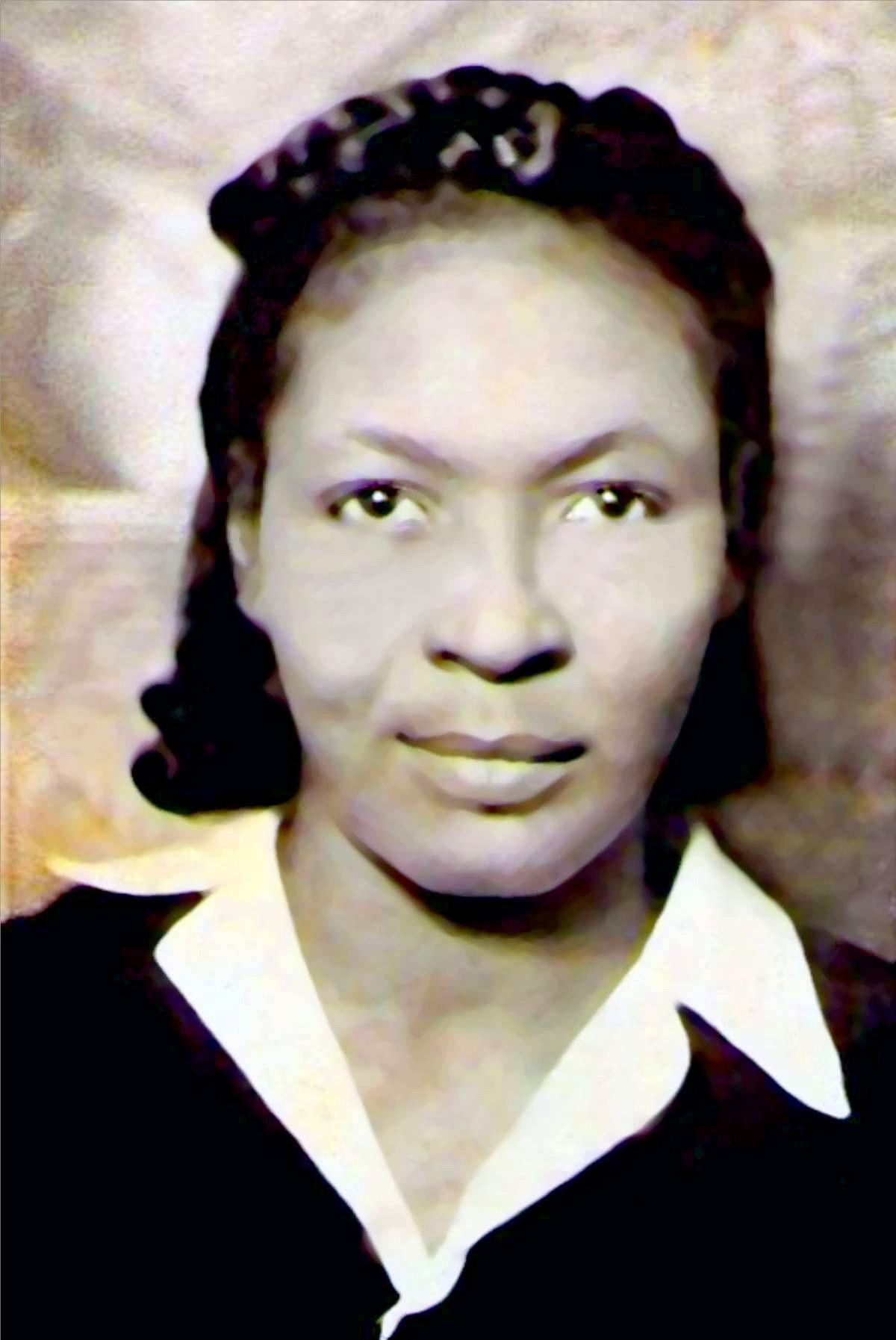 Naomi V Johnson