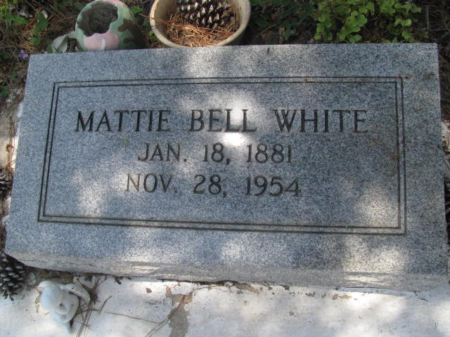 Mattie Belle Johnson