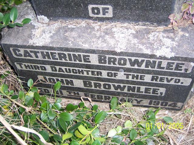 Catherine Brownlee