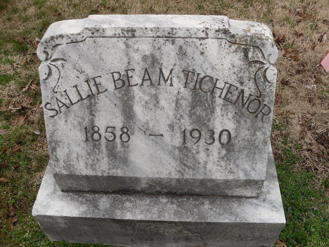 Sallie Elizabeth Beam
