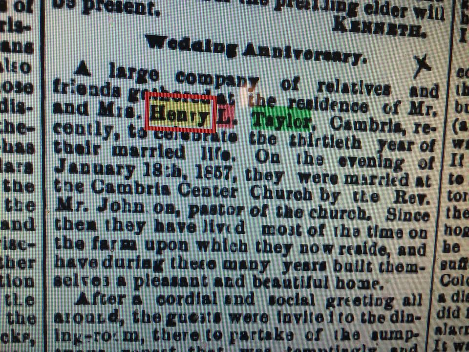 Henry L. Taylor