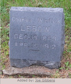 Charles Winfield Lebow