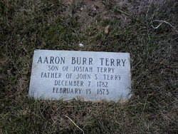 Aaron Burr Terry