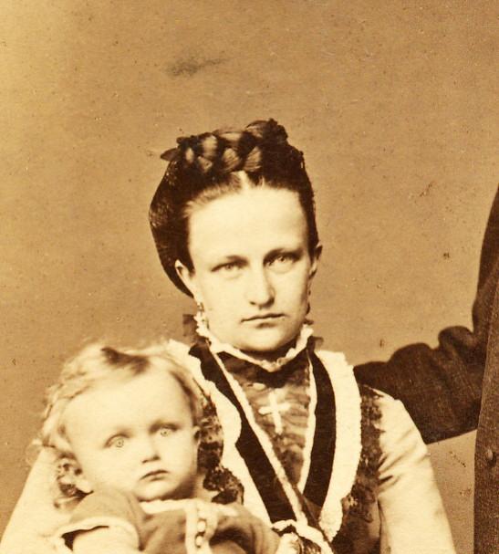 Laura Agnes Wilhelmine geb. Rieden- Schmidt