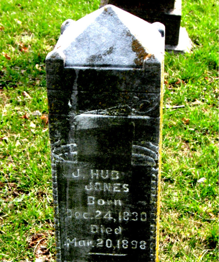 Joseph Hubbard Jones