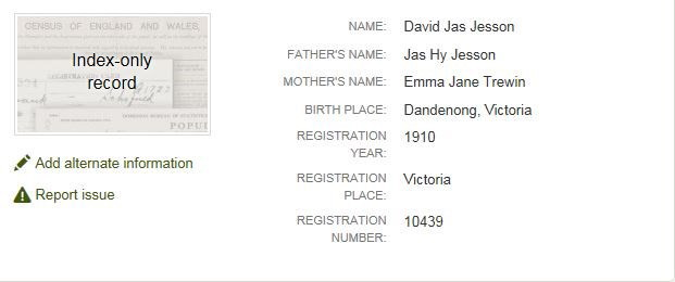 David Jesson