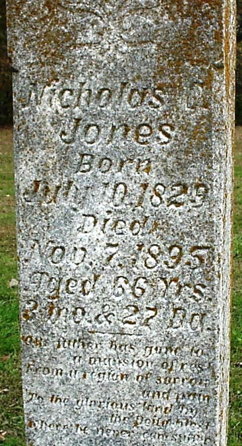 Nicholas Copeland Jones
