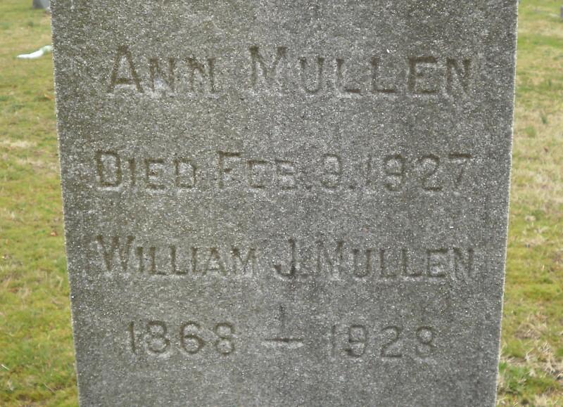 Wm. James Mullen