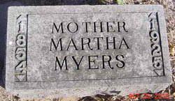 """Martha """"Mattie"""" Bosserman"""