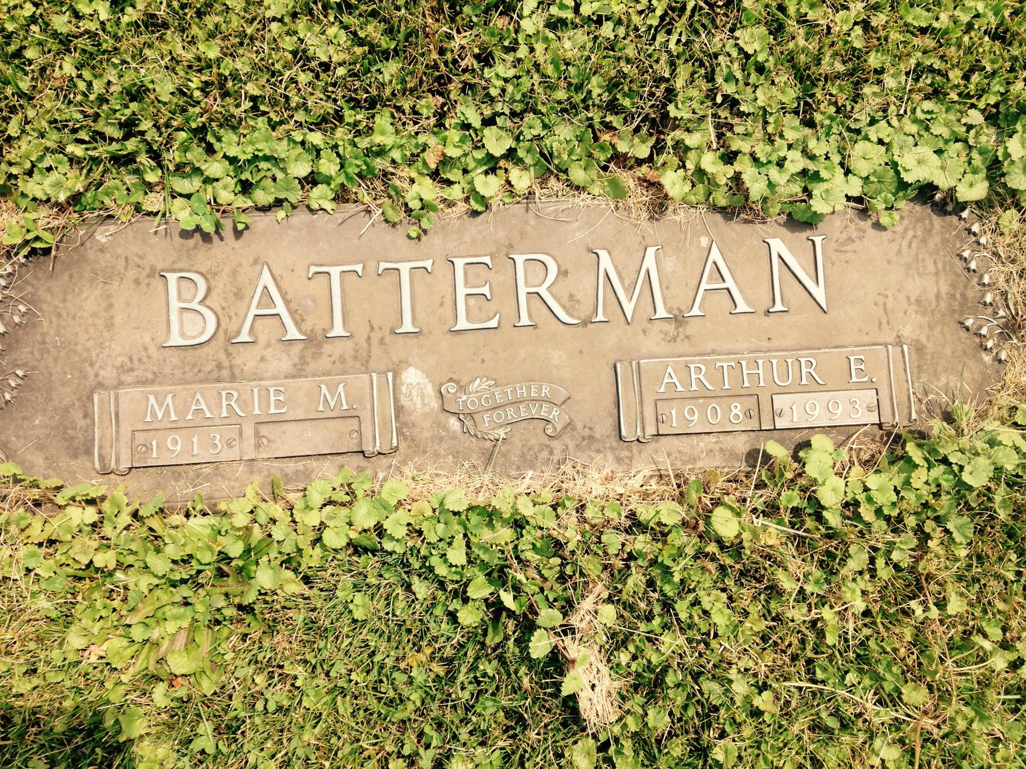 Arthur E. Batterman