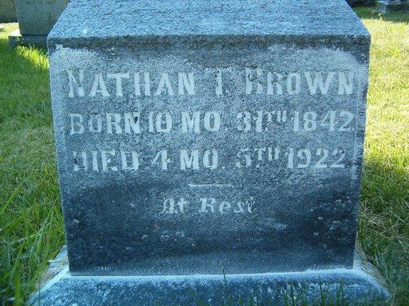 Nathan Townsend Brown