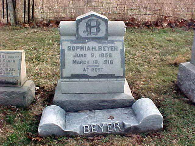 Sophia H Beyer