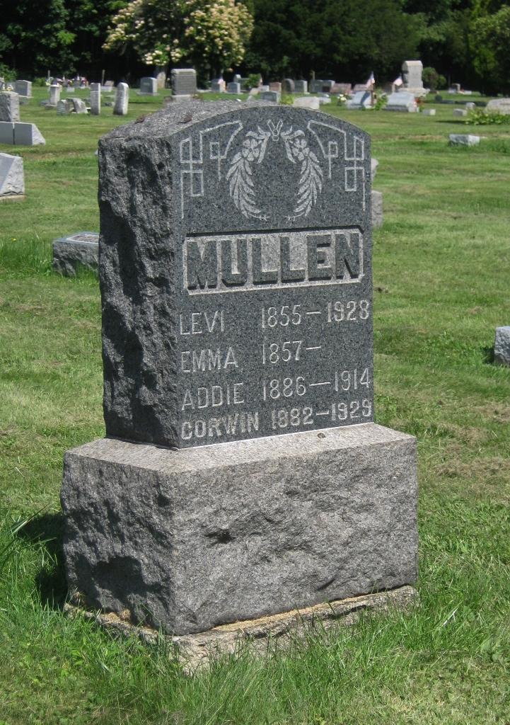 Addie M Mullen