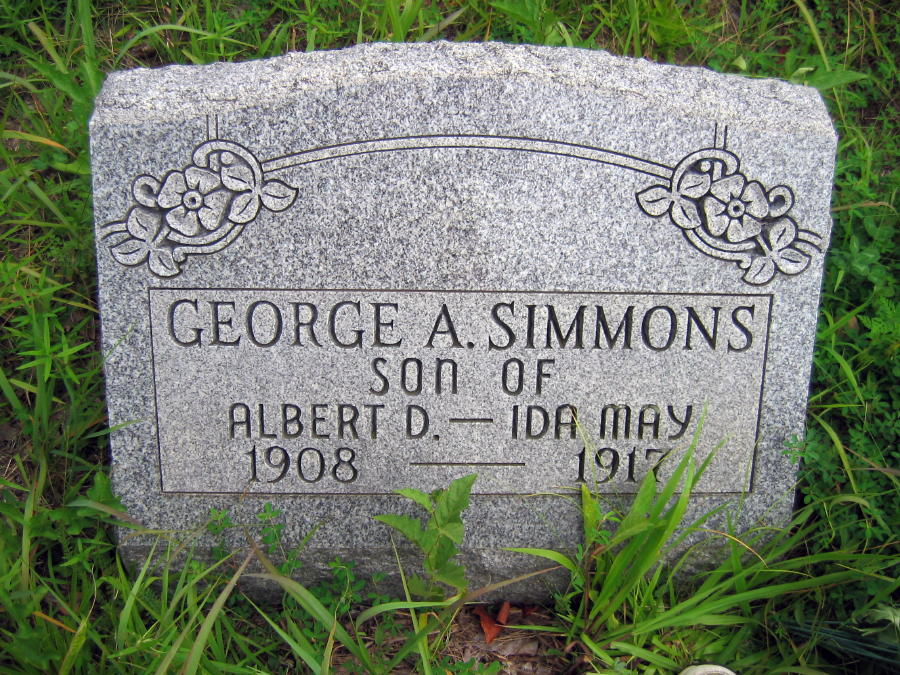 George A Simmons