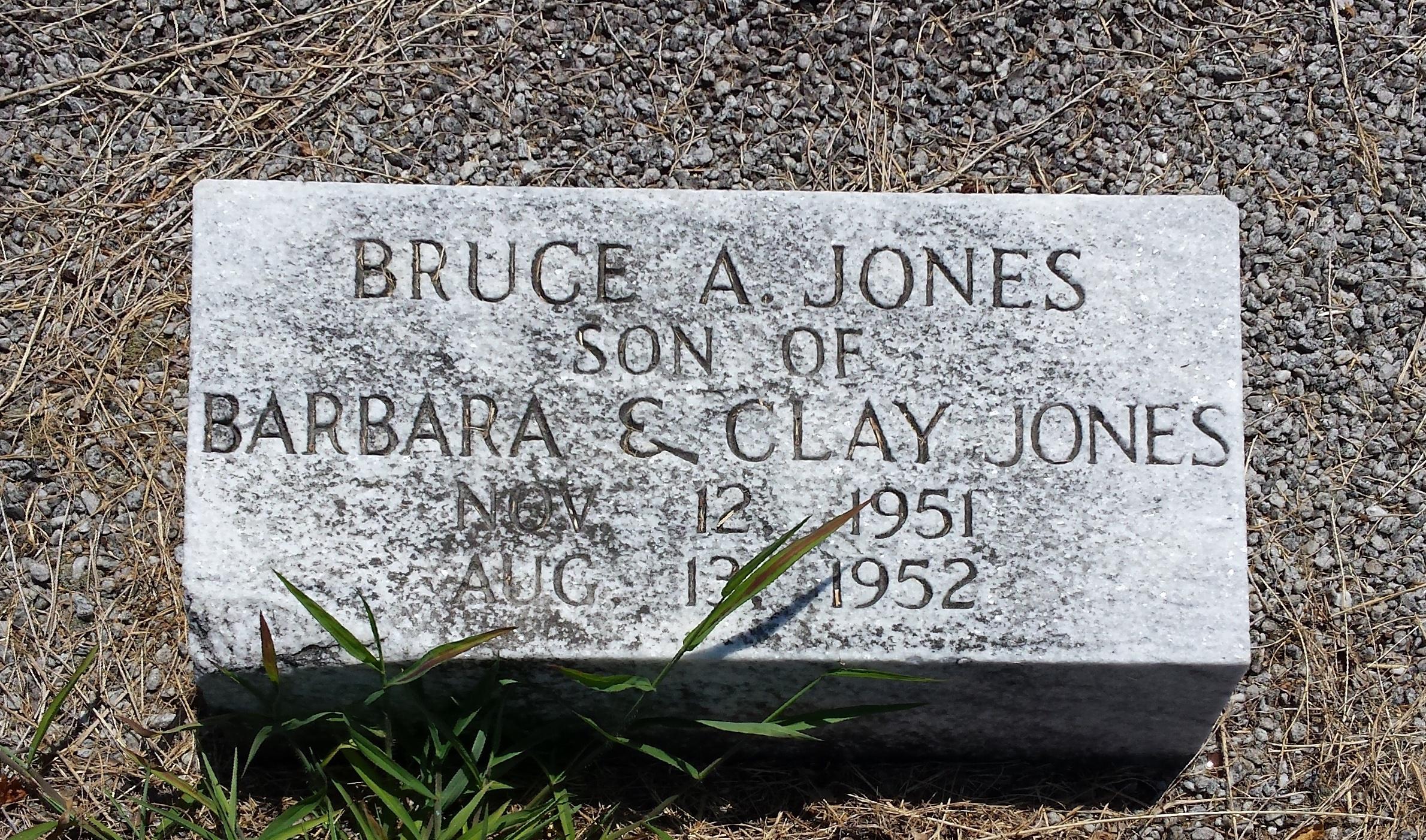 Bruce A. Jones