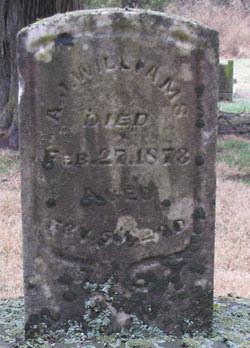 Abner Joseph Williams
