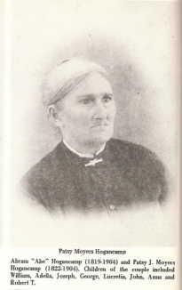 Martha Jane Moyers