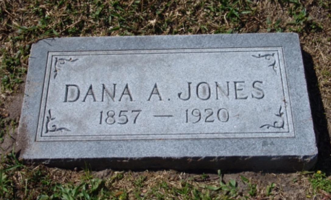 Dana A Jones