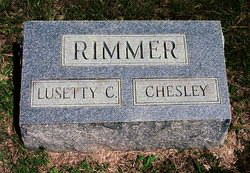 Chesley Rimmer