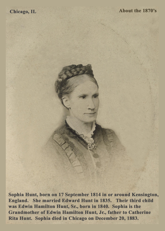 Sophia Hunt