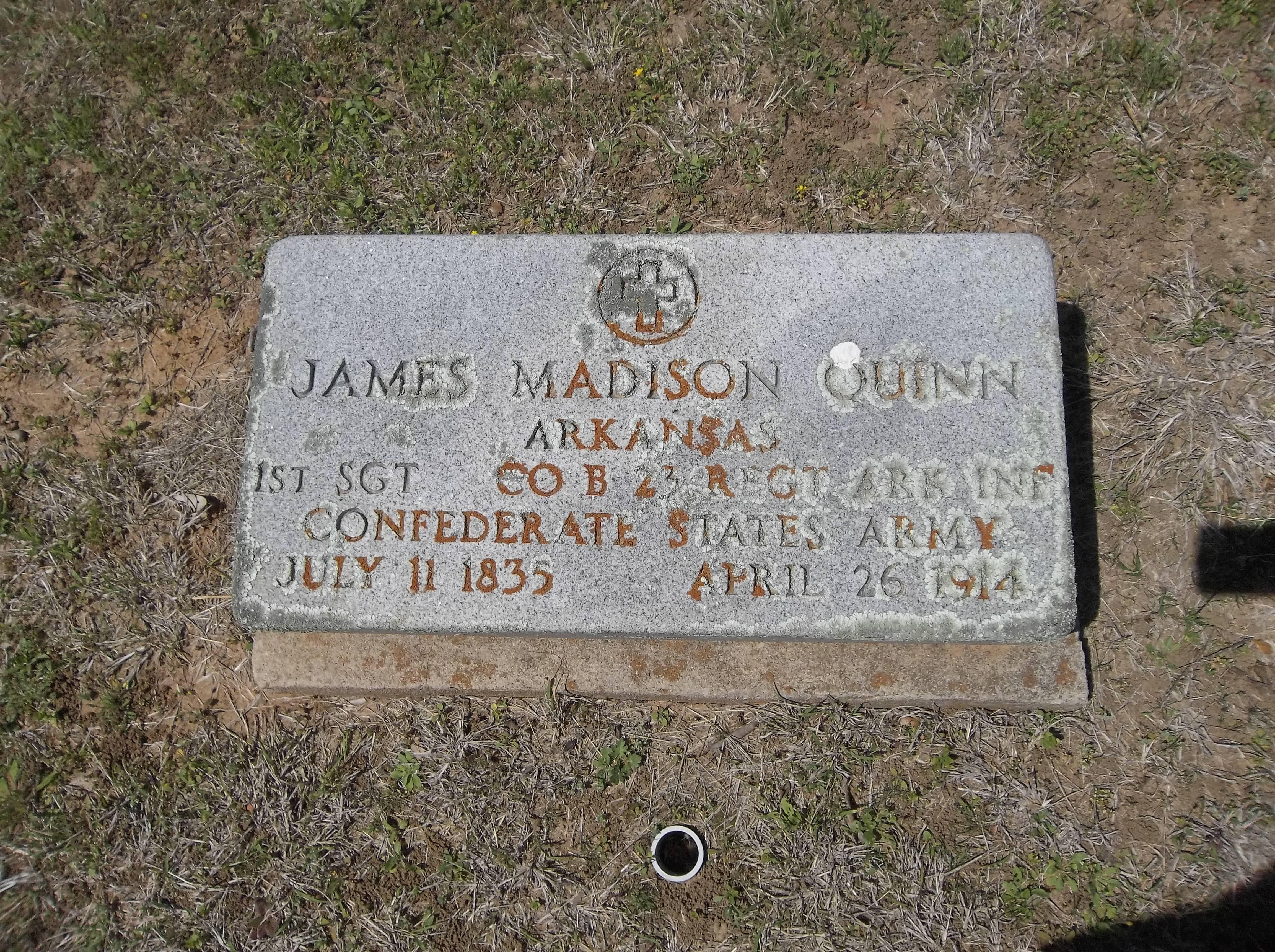 James Madison Quinn