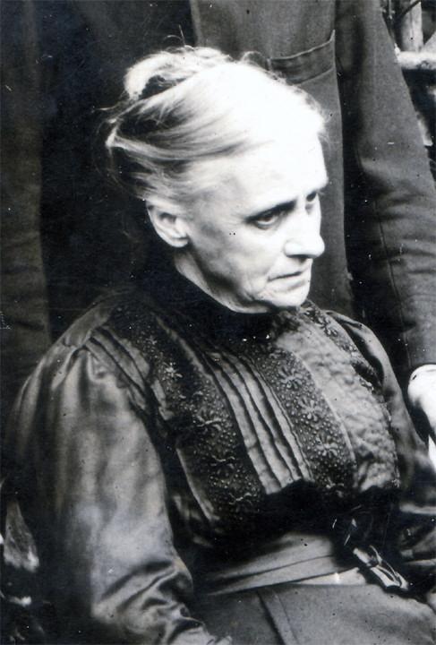 Mary Ann Riddle Moorey