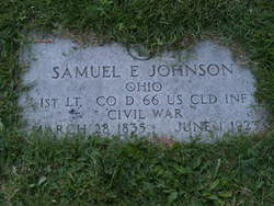 Samuel Earl Johnson