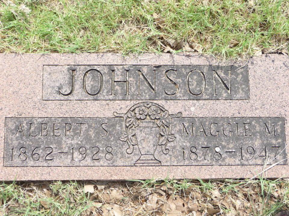 Albert S Johnson