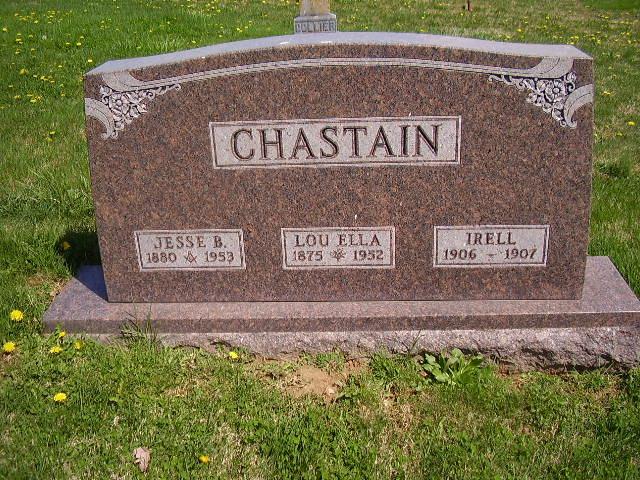 Irell Chastain